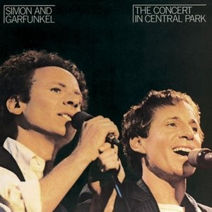 The Concert In Central Park album cover