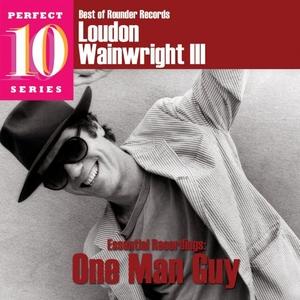 Essential Recordings: One Man Guy album cover