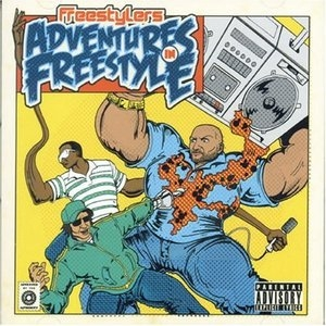 Adventures In Freestyle album cover