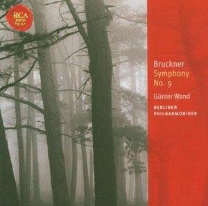 Bruckner: Symphony No. 9 album cover