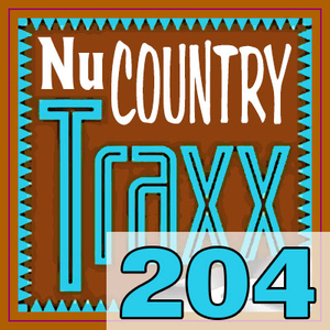 ERG Music: Nu Country Traxx, Vol. 204 (April 2016) album cover
