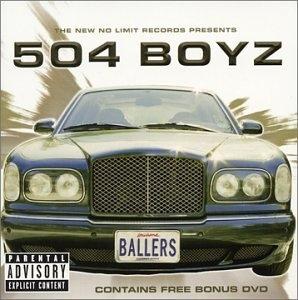 Ballers album cover