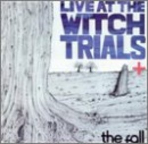 Live At The Witch Trials album cover