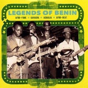 Legends Of Benin album cover