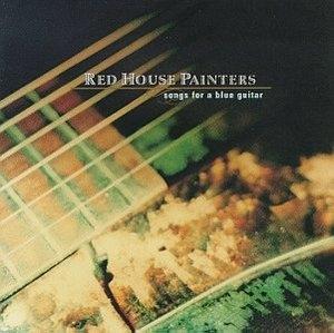 Songs For A Blue Guitar album cover