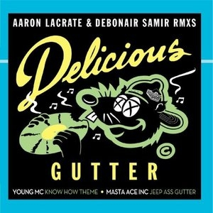 Delicious Gutter EP album cover