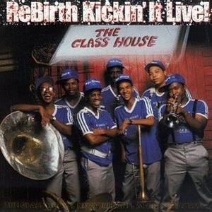 ReBirth Kickin' It Live! album cover