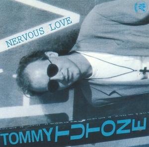Nervous Love album cover