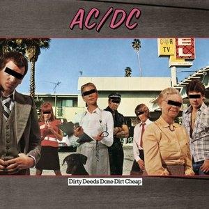 Dirty Deeds Done Dirt Cheap album cover