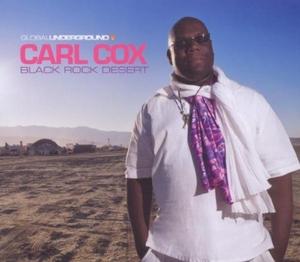 Global Underground 38: Black Rock Desert album cover