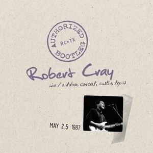 Authorized Bootleg: Austin Texas 5-25-87 album cover