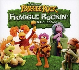Fraggle Rock: The Fraggle Rockin' Collection album cover