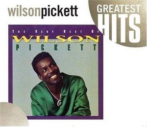 The Very Best Of Wilson Pickett (Atlantic) album cover