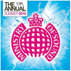 Ministry Of Sound: The Annual Summer 2010 album cover
