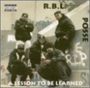 A Lesson To Be Learned album cover