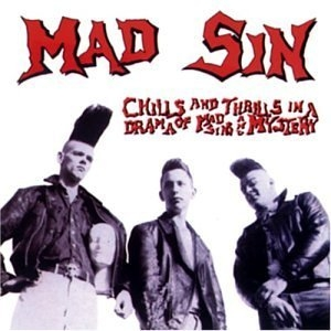 Chills And Thrills In A Drama Of Mad Sin And Mystery album cover
