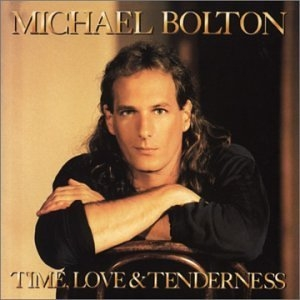 Time Love And Tenderness album cover
