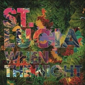 When The Night album cover