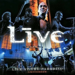 Live At The Paradiso Amsterdam album cover