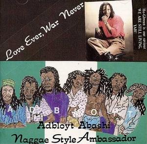 Love Ever, War Never album cover
