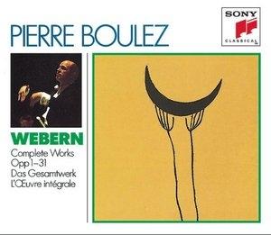 Webern: Complete Works album cover