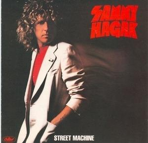 Street Machine album cover