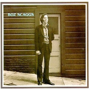 Boz Scaggs album cover