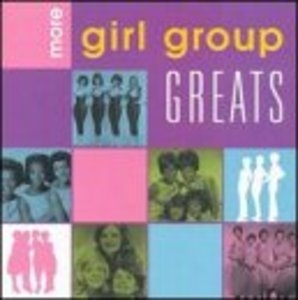 More Girl Group Greats album cover