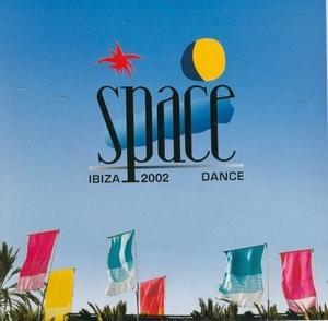 Space Ibiza 2002 album cover