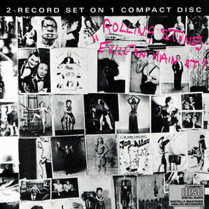 Exile On Main Street album cover