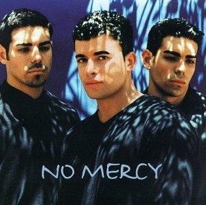 No Mercy album cover