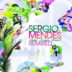 Bom Tempo Brasil: Remixed album cover