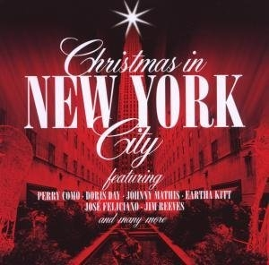 Christmas In New York City album cover