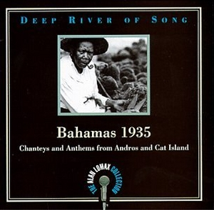 Bahamas 1935: Chanteys And Anthems From Andros And Cat Island album cover