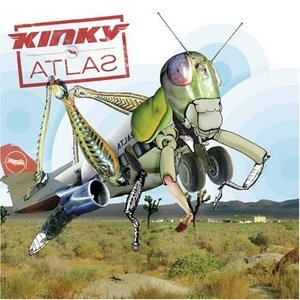 Atlas album cover