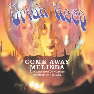 Come Away Melinda album cover