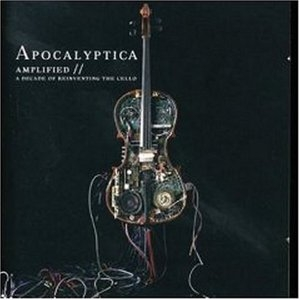 Amplified: A Decade Of Reinventing The Cello album cover
