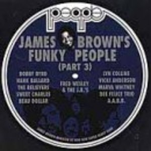 James Brown's Funky People, Part 3 album cover