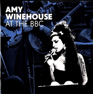Amy Winehouse At The BBC album cover