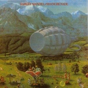Shangrenade album cover