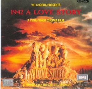 1942: A Love Story And Memorable Hits Of R.D. Burman album cover