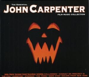The Essential John Carpenter Film Collection album cover