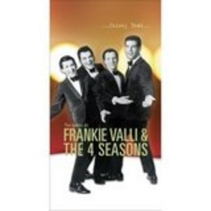 Jersey Beat: Music Of Frankie Valli & The 4 Seasons album cover