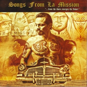 Songs From La Mission (Soundtrack) album cover
