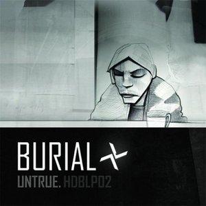 Untrue album cover