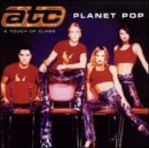 Planet Pop album cover