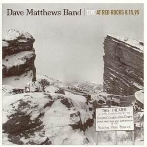 Live At Red Rocks 8-15-95 album cover