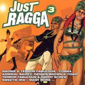 Just Ragga, Vol. 3 album cover