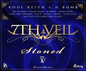 7th Veil: Stoned album cover