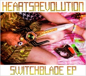 Switchblade EP album cover